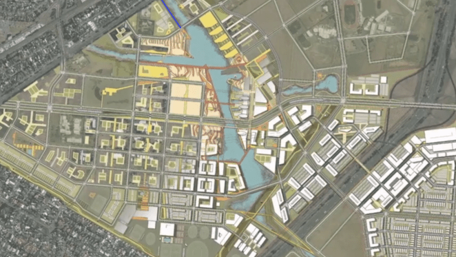 East Werribee, Australian Education City and what to do about public transport