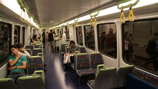 Melbourne's train fleet to be expanded