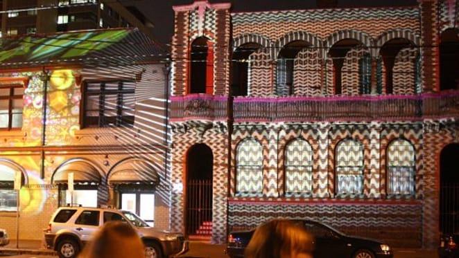 Gertrude Street Projection Festival 2013