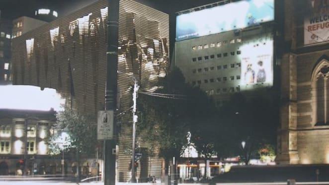 RMIT student design - The Museum of Sound