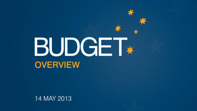 Federal Budget 2013: the urban versus suburban battlelines are drawn