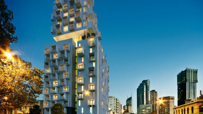 Spotlight on Melbourne projects - Upper House in Carlton