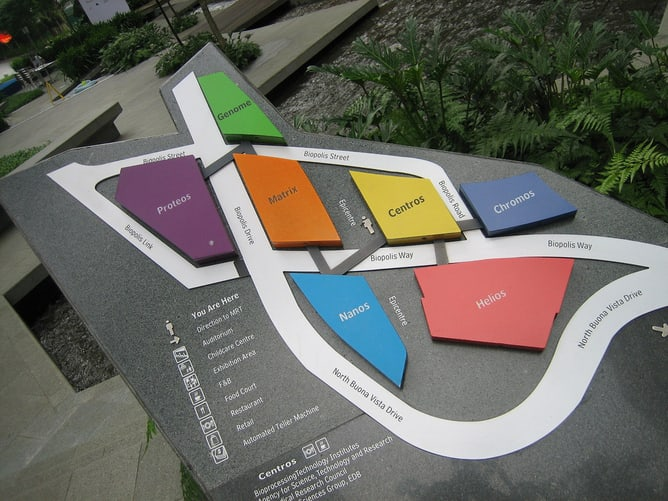Valleys, alleys and roundabouts: innovating beyond a precinct