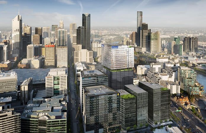 The horse bolted on concentrated commercial development in Melbourne's CBD long ago