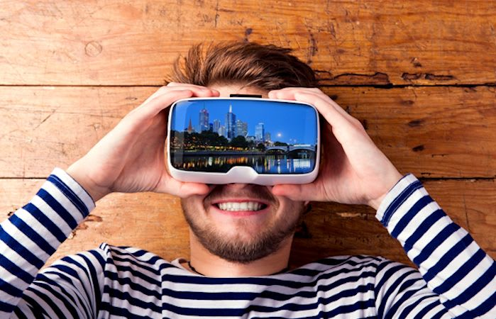 Melburnians flock to virtual reality and property marketers are taking notice