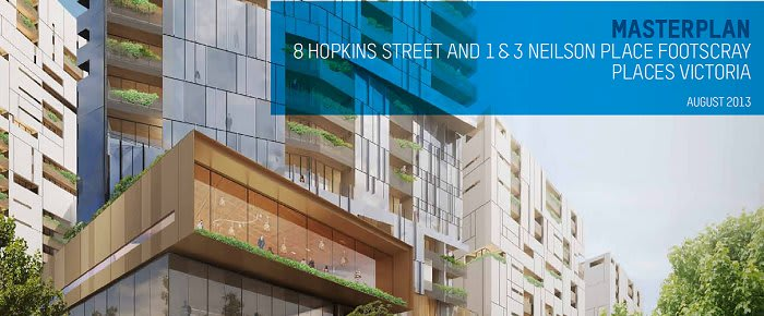 Places Victoria and 8 Hopkins Street, Footscray