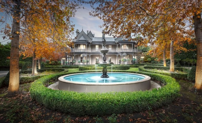 Avon Court in Hawthorn listed with $40 million hopes