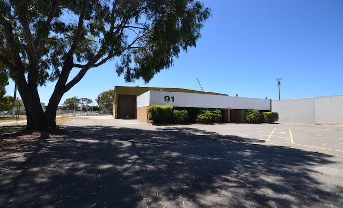Furqan Islamic Association secure office warehouse lease in Perth