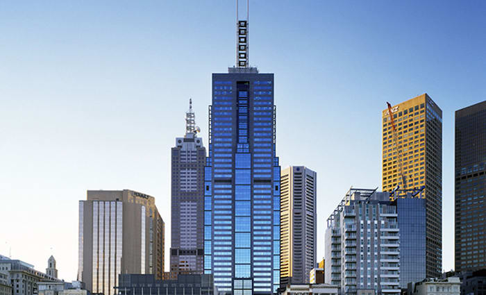 New wellness centre for 101 Collins Street tenants starts construction