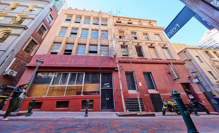 Jeff Xu lists Melbourne laneway holding McKillop House