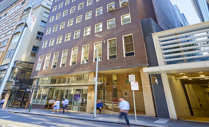 Uniting Church lists Little Collins building with approval for 26-storey hotel