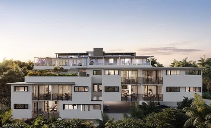 New apartment complex set to hit the St Lucia market