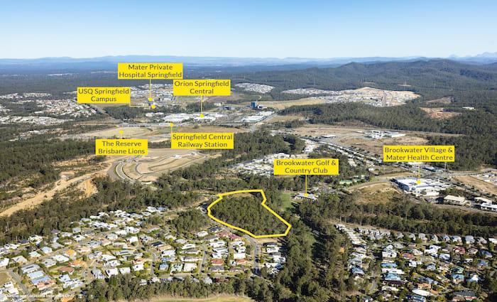 Springfield City Group seeking development partner for Brookwater site
