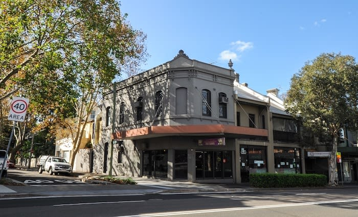 Surry Hills dental practice space sells to architects
