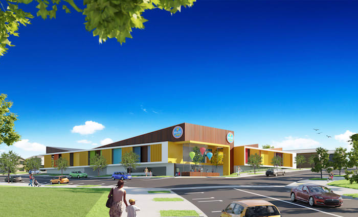 Okeland sell Providence, Ipswich site for new childcare centre