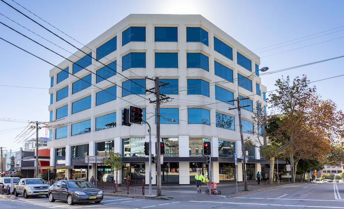 Property NSW's Ashfield office building sells for $46 million