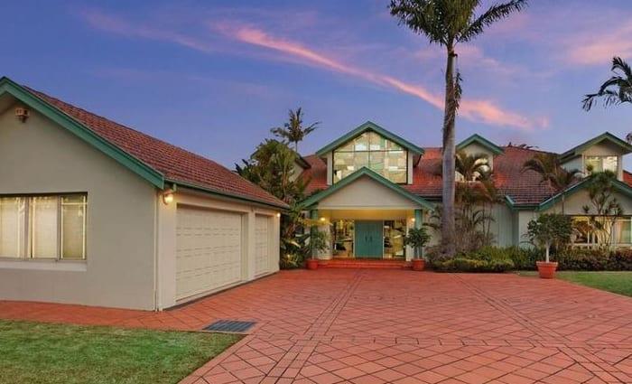 Late bookie Harry Barrett's Strathfield home sold pre-auction