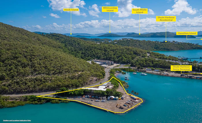 Whitsunday waterfront site sells for $2.65 million