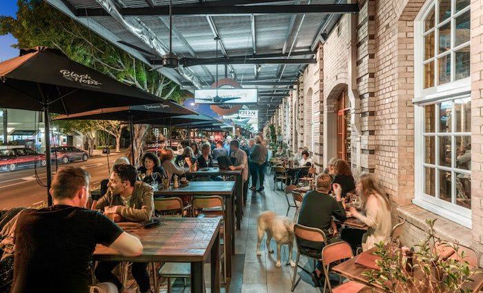 Streetcorner Jimmy premises in Teneriffe sells at auction