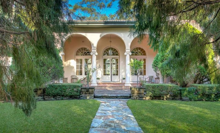 Architect Charles Bruce Dellit's home Aleuria, Wahroonga listed