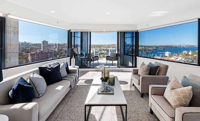 Milsons Point sub-penthouse sold for $2.85 million