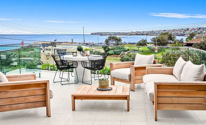 Luxury beachfront house in Clovelly sold