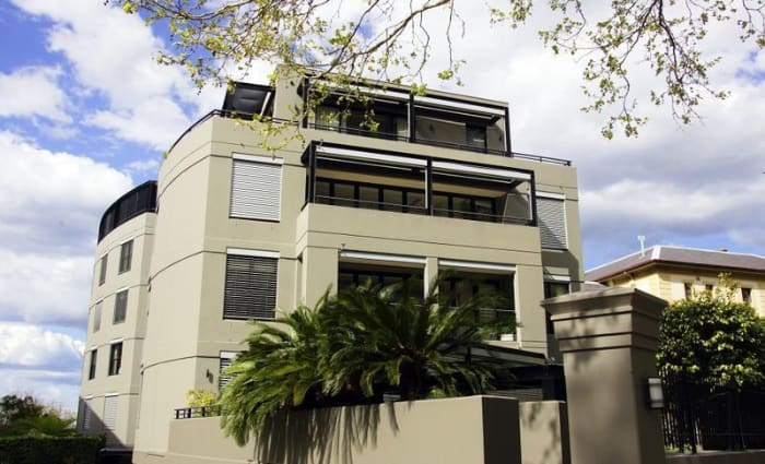 Former adman Tom Dery buys on the quiet in Potts Point