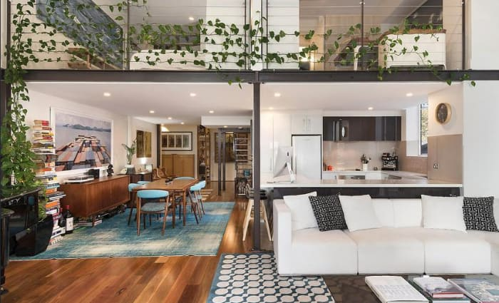 Angus House, Darlinghurst warehouse style apartment listed