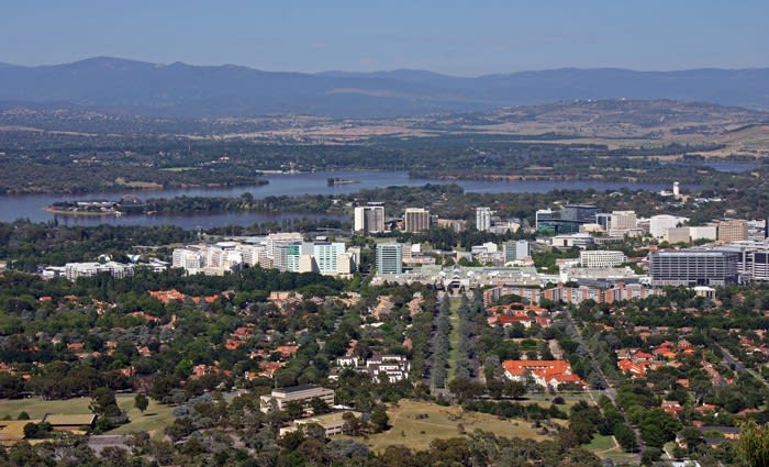 Canberra will have 2020's strongest house price growth: Domain