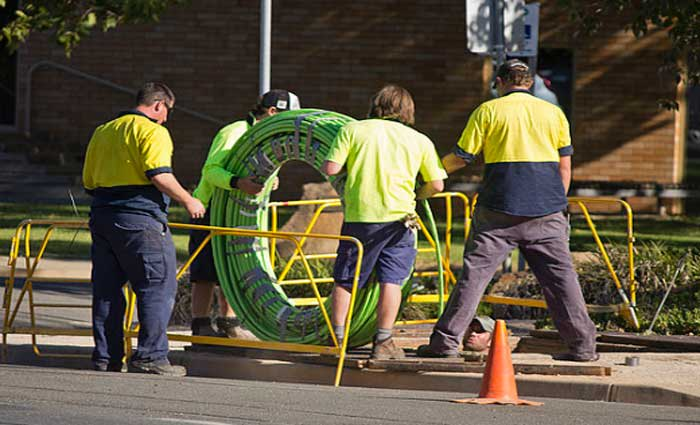 What should be done with the NBN in the long run?
