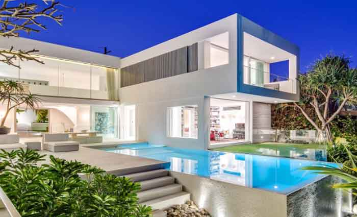Pat Rafter's former luxury trophy home resold at Sunshine Beach for $17 million to Kevin Rudd and Therese Rein