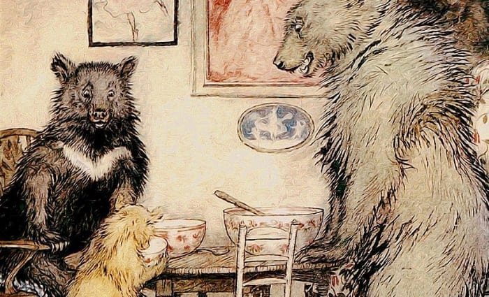 The story of the three bears and the share market: Shane Oliver