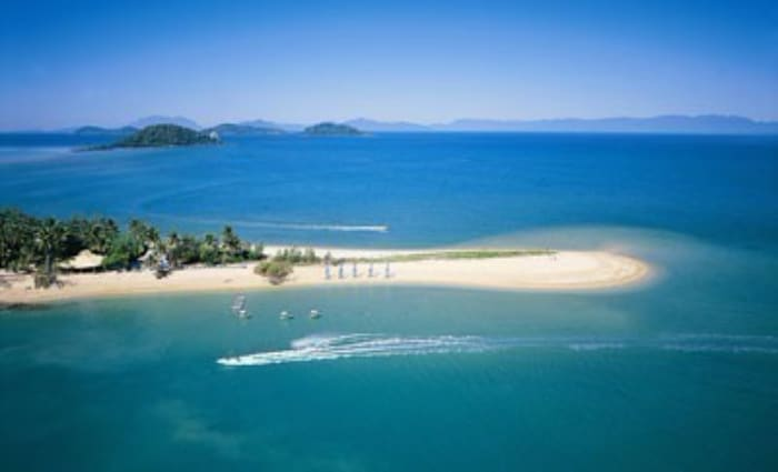 Dunk Island attracts cryptocurrency consortium