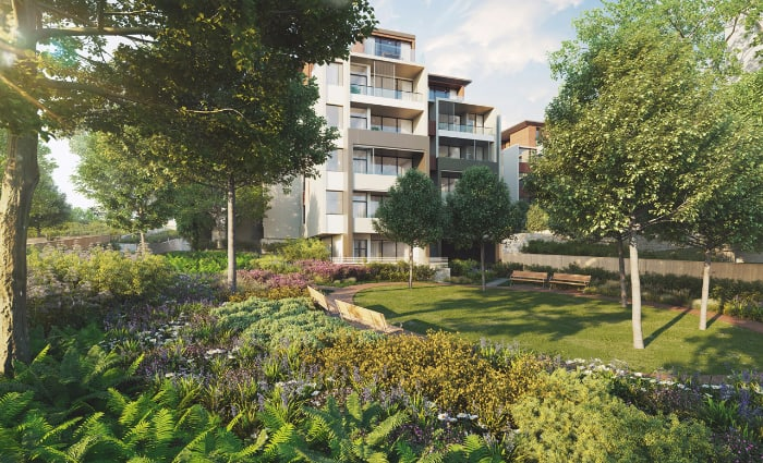 Three bedroom units selling well at Tilia by Poly