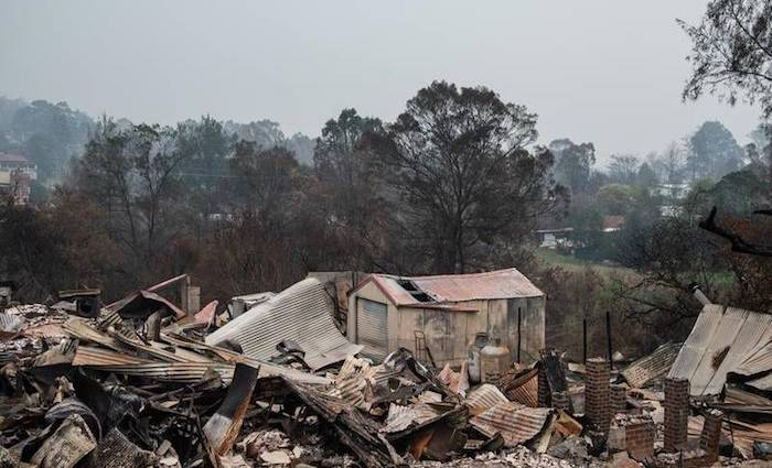 Council rates relief for bushfire affected communities