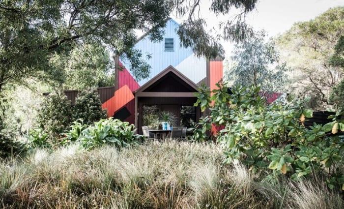 Landscape designer Rick Eckersley's Musk Cottage on Mornington Peninsula listed