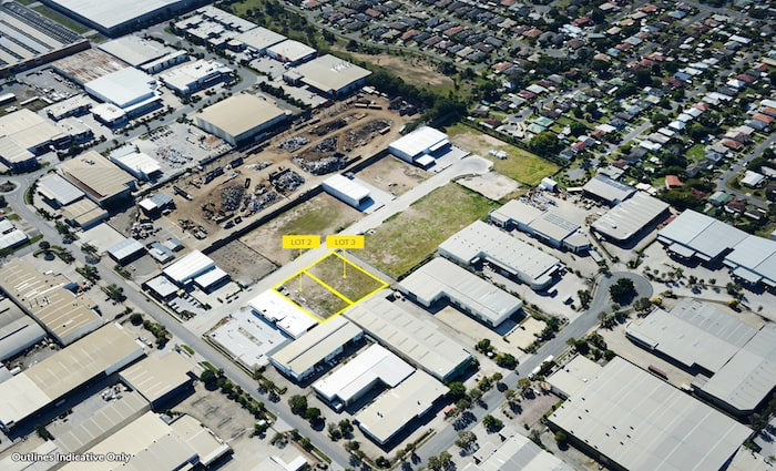 Dual Northgate lots sold for $2.4 million to syndicate
