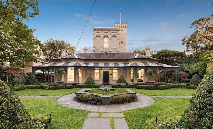 Camberwell's Ailu house listed for $7.6 to $8.1 million