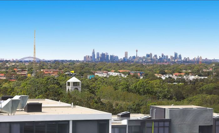 Australia Towers mortgagee apartment listed at $575,000