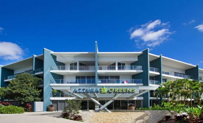 Hope Island, QLD apartment going under mortgagee auction hammer