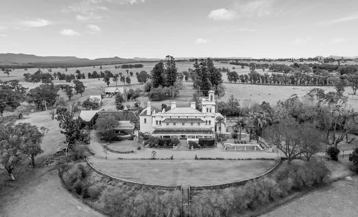 Historic convict built Hunter Valley pastoral estate listed