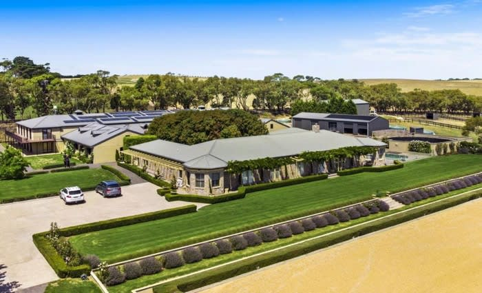 Olympian May Hanna snappily sells Bellarine home and equestrian centre