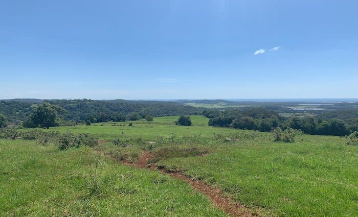 Northern NSW 184 hectare masterplanned community site listed
