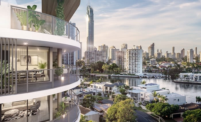 New $35 million Chevron Island luxury apartment building launched