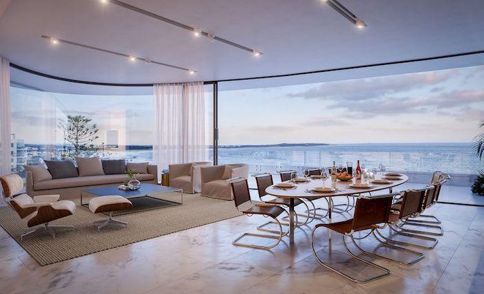 Luxury Cronulla unit sale smashes area price record