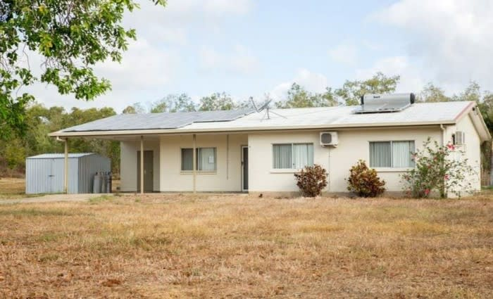 Three bedroom Cooktown home sold by mortgagee