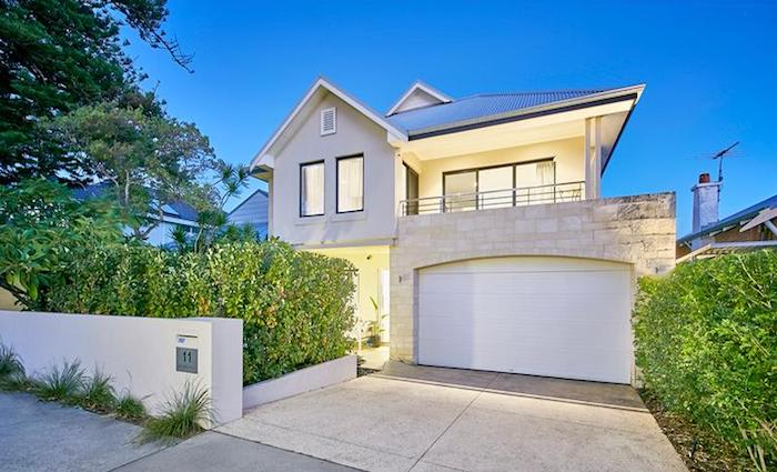 Sam Mitchell looking to offload Cottesloe home