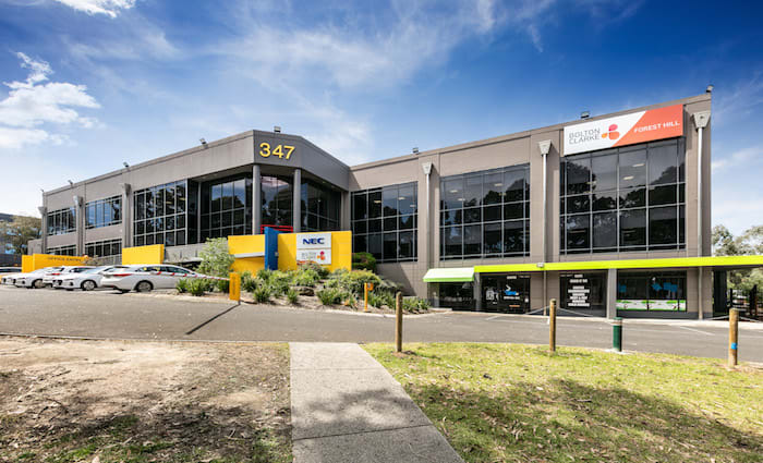 Investment continues in Forest Hill with $45.85 million office sale
