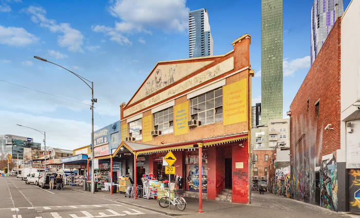 Melbourne's last 2018 CBD offering of 2018 is a historic Queen Street building