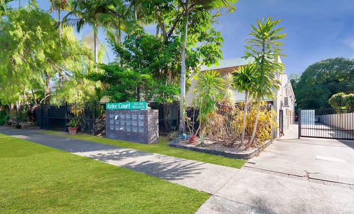 Two bedroom Cairns North, Qld home listed by mortgagee.
